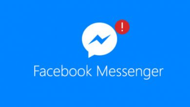 Problems at Facebook Messenger